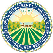 Florida Department of Agriculture Seal